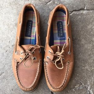 Sperry  top -slider shoes  women's size 8